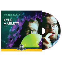 At the Table Live Lecture Kyle Marlett - Goochel DVD
